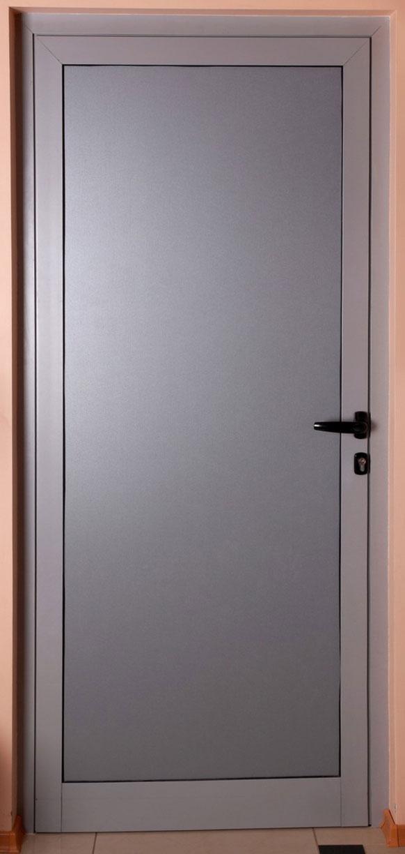 Frosted glass door pvc filled door mirrored door glazed door plywood